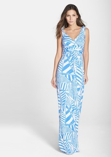 Lilly Pulitzer® 'Sloane' Print Jersey Maxi Dress