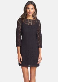Lilly Pulitzer® 'Topanga' Lace Shift Dress