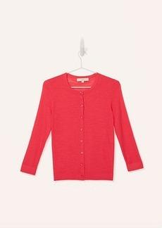 3/4 Sleeve Cotton Cardigan