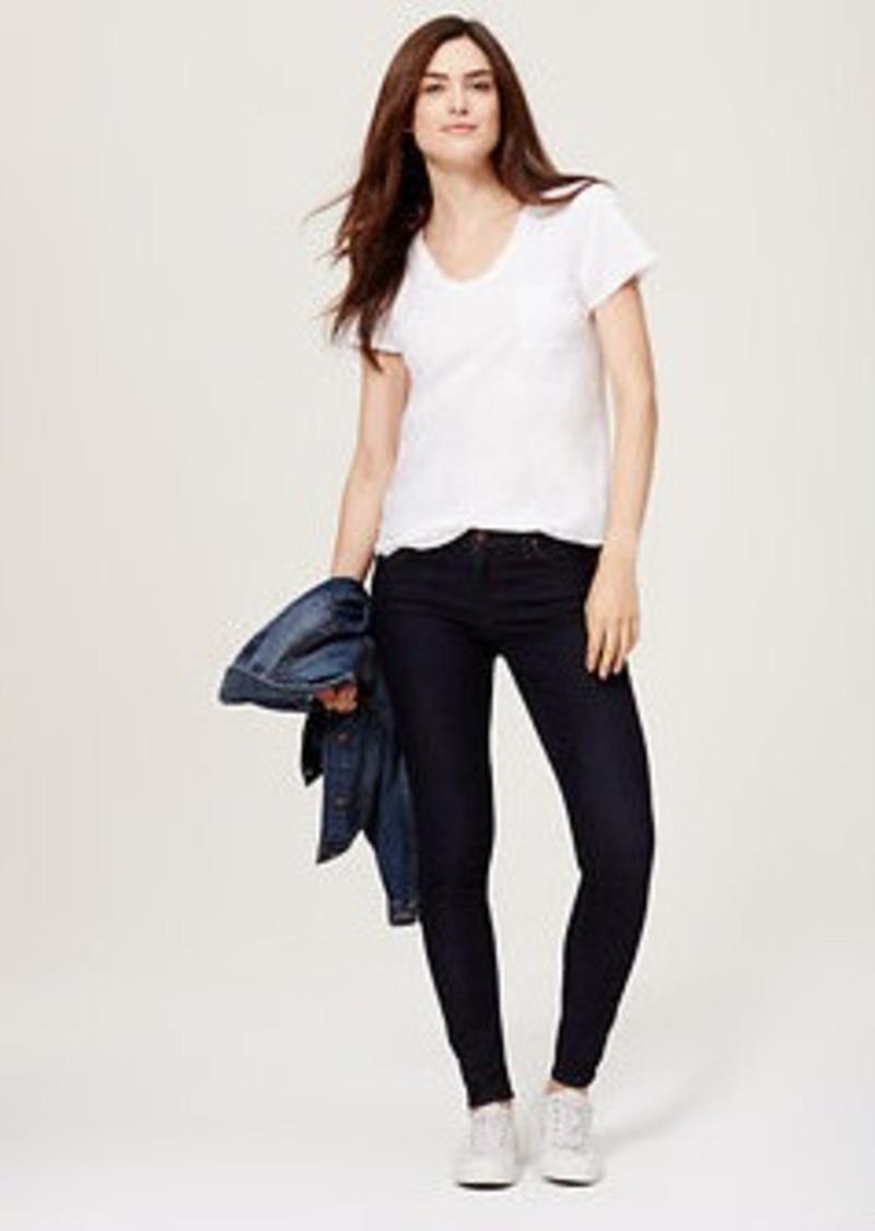 Loft Super Skinny Jeans
