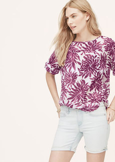Dahlia Relaxed Blouse