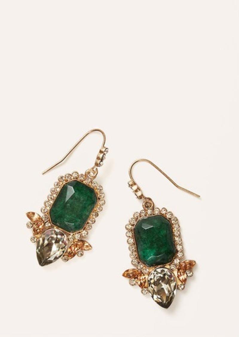Green chandelier earrings green chandelier earrings photo20 mozeypictures Choice Image