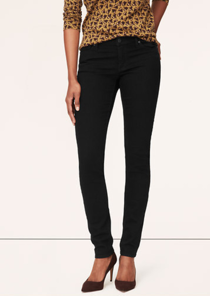 James Jeans High Class Skinny Jeans. James Jeans If you're curvy all over with a smaller waist, you can choose a high rise jean to showcase your enviable hourglass shape. Look for a rise from 10