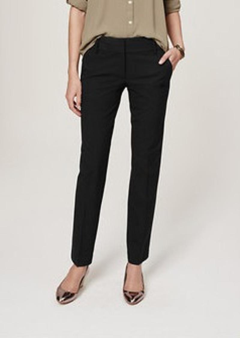 Loft Petite Custom Stretch Pencil Pants In Marisa Fit