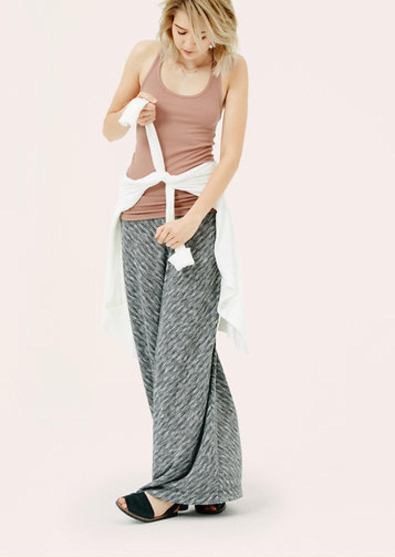 loft lou grey hazy spacedye maxi skirt skirts