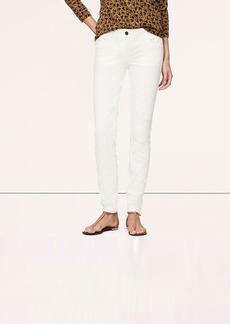 Petite Moto Super Skinny Ankle Pants in Marisa Fit