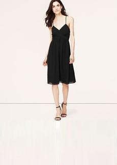 Petite Racerback Cami Dress