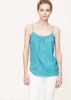 Petite Short Sleeve Softened Shirt