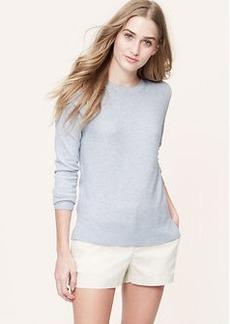 Petite Stitchy Sweater