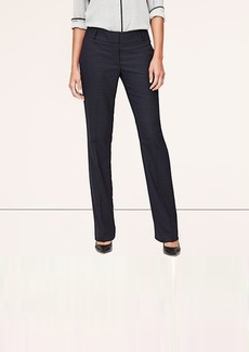 Pindot Boot Cut Pants in Julie Fit