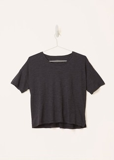 Relaxed Cotton Tee