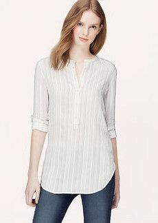 Striped Tunic Softened Shirt