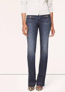 Tall Curvy Trouser Jeans in Appeal Blue Wash