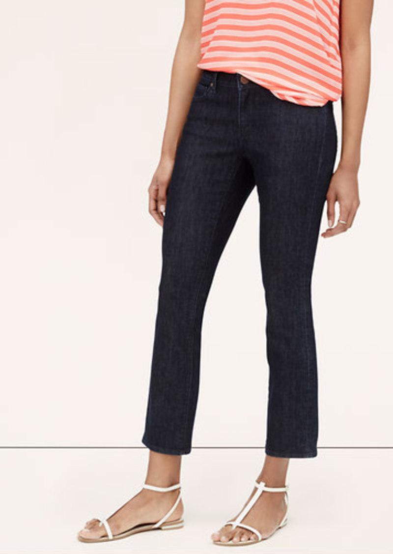 Loft Wide Leg Trouser Jeans