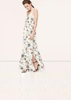 Tall Wallpaper Floral Maxi Dress
