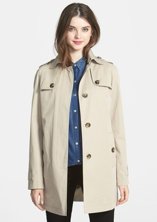 London Fog A-Line Raincoat (Online Only)