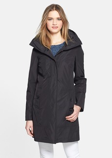 London Fog Heritage Walker with Detachable Quilted Liner