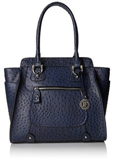 London Fog Knightsbridge Magnetic Shoulder Bag