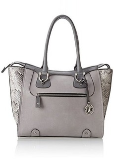London Fog Sullivan Flap Top Handle Bag