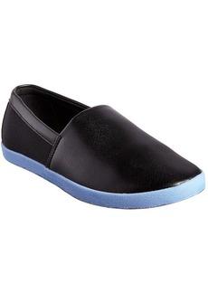 Luca Chiara Rizzo - Women's Nylon / Vegan Soft Leather Slip On Shoe