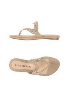 LUCA STEFANI - Thong sandal