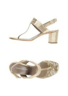 LUCA VALENTINI - Thong sandal