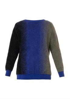 Lucas Nascimento Tri-colour sweater