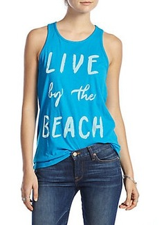 BEACH LIVING TANK