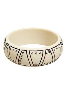 ETCHED BANGLE