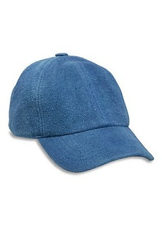 INDIGO BASEBALL HAT