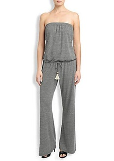 LACE IT UP JUMPSUIT