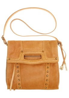 Lucky Brand Abbey Road Studded Fold Over Bag