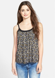 Lucky Brand 'African Check' Tank