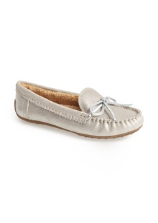 Lucky Brand 'Aligae' Suede Moccasin (Women)