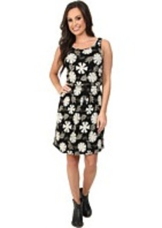 Lucky Brand All Over Printed Dress