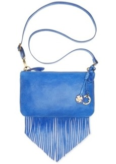 Lucky Brand Bailey Convertible Leather Small Crossbody