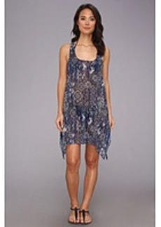 Lucky Brand Batik Paradise Dress Cover-Up
