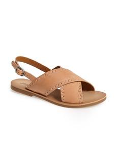 Lucky Brand 'Birchess' Leather Sandal (Women)