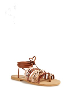 Lucky Brand 'Blaire' Toe Loop Sandal