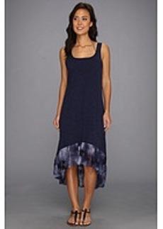 Lucky Brand Blueprint Dress Cover-Up