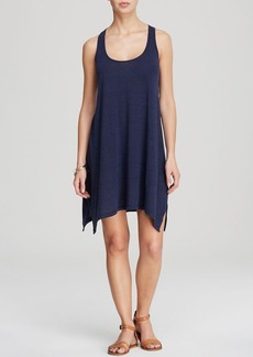 Lucky Brand Bohemian Delight Tank Dress Swim Cover Up