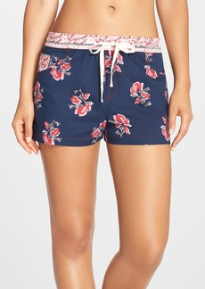 Lucky Brand 'Boho' Sleep Shorts