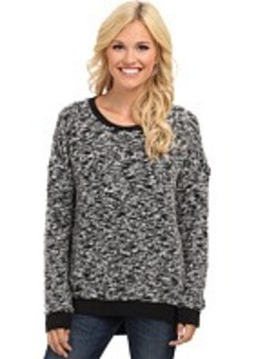 Lucky Brand Boucle Pullover