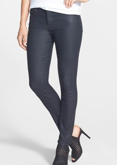 Lucky Brand 'Brooke' Coated Skinny Jeans