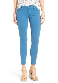 Lucky Brand 'Brooke' Colored Stretch Ankle Skinny Jeans