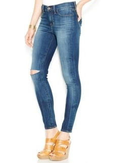 Lucky Brand Brooke Distressed Jeggings, Livingston Wash