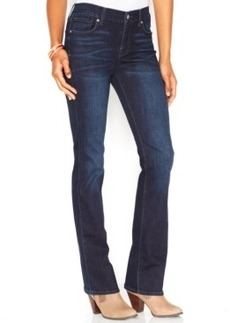 Lucky Brand Brooke Mid-Rise Bootcut Jeans, Serpentine Wash