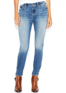 Lucky Brand Brooke Skinny Jeans, Barre Wash