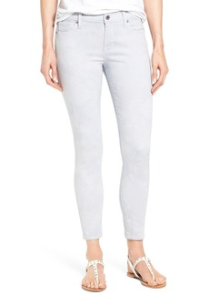 Lucky Brand 'Brooke' Stretch Ankle Skinny Jeans (Long Beach)
