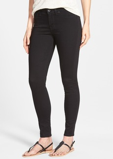 Lucky Brand 'Brooke' Stretch Skinny Jeans (Bell)